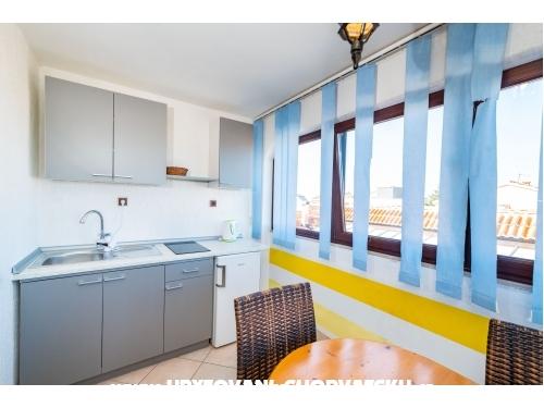 Villa Omra Apartmány - Novalja – Pag Chorvátsko