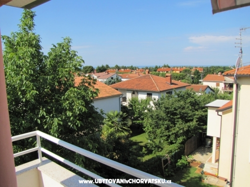Maena Appartments - Novigrad Хорватия