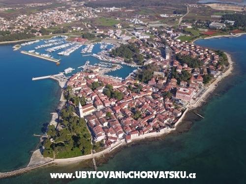 Villa Vienna - Novigrad Horvátország
