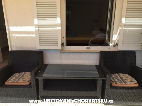 Apartmány Ada - Novi Vinodolski Chorvatsko