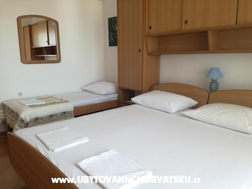 апартаменты Ana - Novi Vinodolski Хорватия