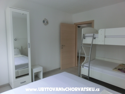 Apartmány Bribirska - Novi Vinodolski Chorvatsko