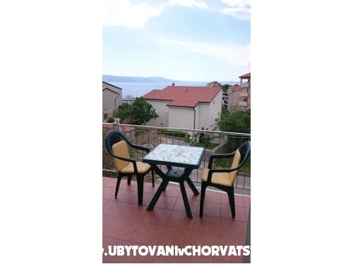 Apartmanok Brigita - Novi Vinodolski Horvátország
