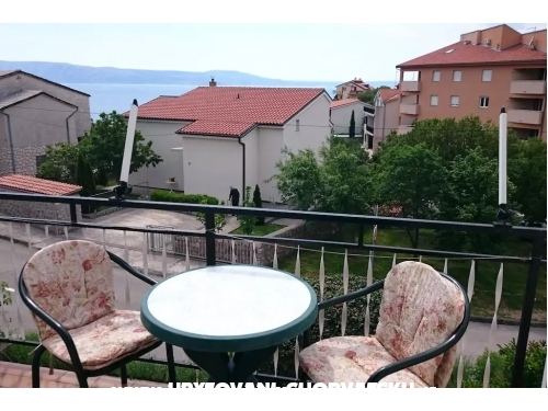 Apartmány Brigita - Novi Vinodolski Chorvatsko