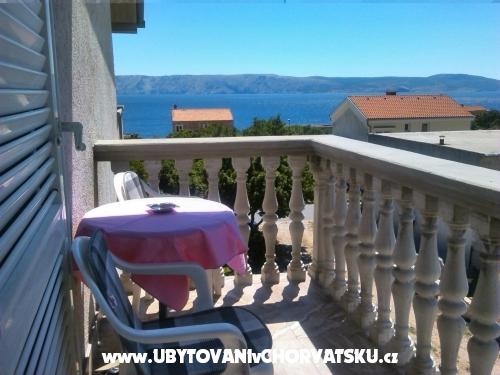 Apartmány Čajić - Novi Vinodolski Chorvátsko