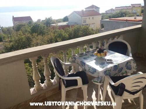 Apartmaji Čajić - Novi Vinodolski Hrvaška