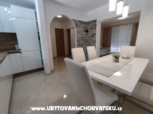 Apartmány DUKA - Novi Vinodolski Chorvatsko