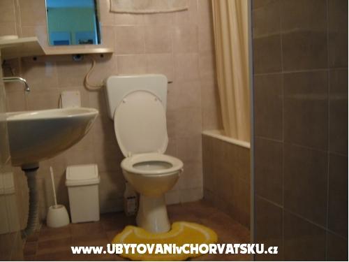 апартаменты Ficko - Novi Vinodolski Хорватия
