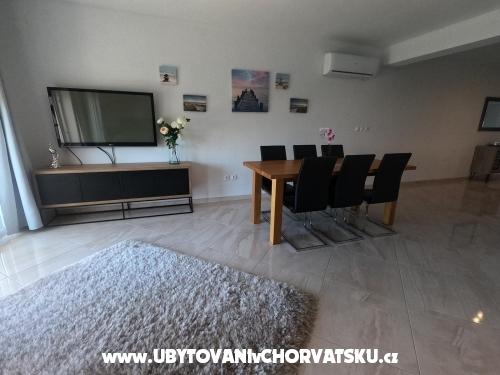 Apartm�ny Gajeta - Novi Vinodolski Chorvatsko