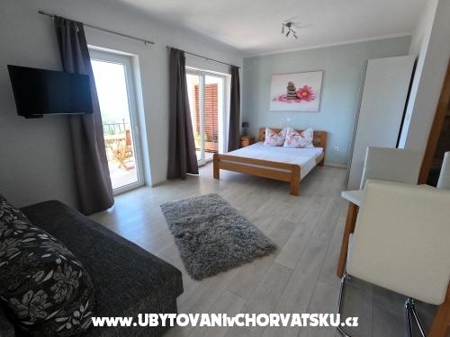 Apartmanok Gajeta - Novi Vinodolski Horvátország