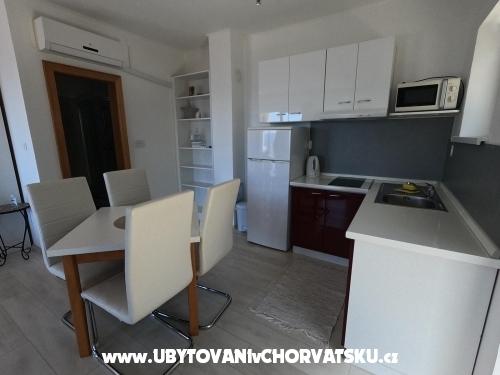 Apartmány Gajeta - Novi Vinodolski Chorvatsko