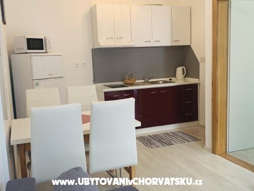 Apartmaji Gajeta - Novi Vinodolski Hrvaška