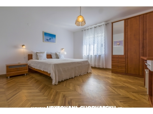 Apartmány Luka - Novi Vinodolski Chorvátsko