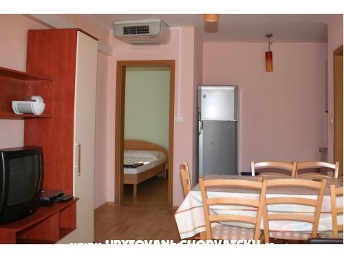 Apartmány Mikulj - Novi Vinodolski Chorvatsko