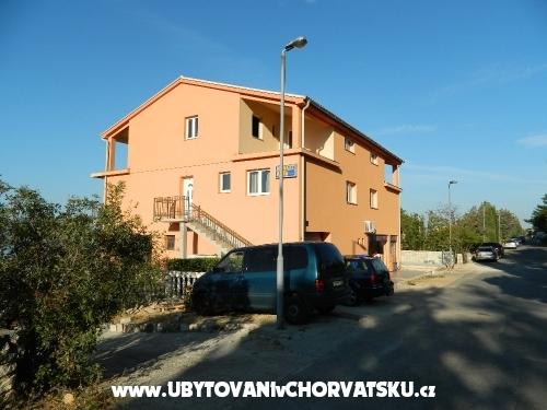 Apartmány Mikulj - Novi Vinodolski Chorvátsko