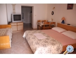 Appartements Pavica - Novi Vinodolski Kroatien