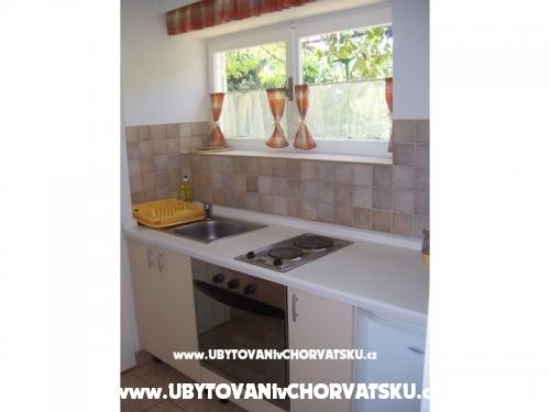 Apartmány Zdenka - Novi Vinodolski Chorvátsko