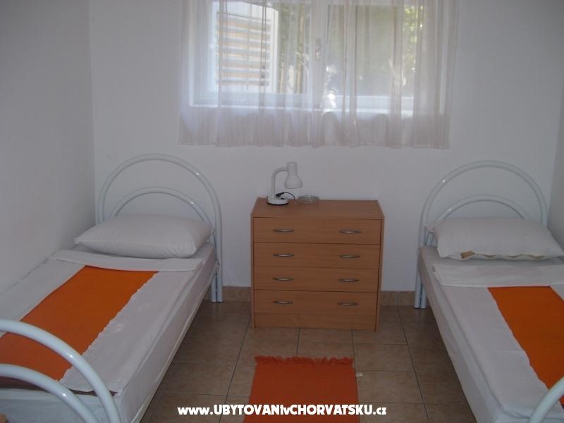 Apartm�ny Zdenka - Novi Vinodolski Chorv�tsko