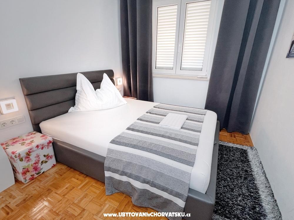 Apartmanok Villa Laurus - Novi Vinodolski Horvátország