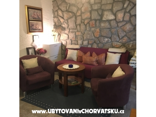 апартаменты  Fejes - Novi Vinodolski Хорватия