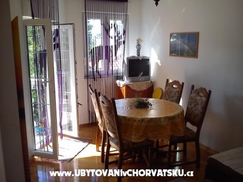 Apartmány Lucia - Novi Vinodolski Chorvátsko