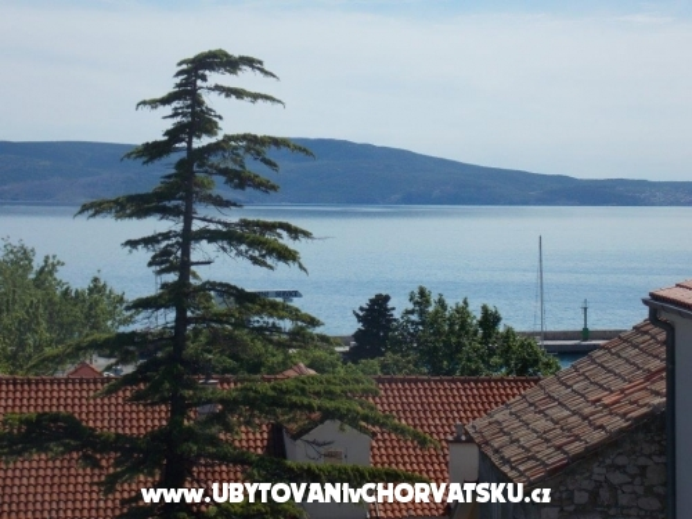 Apartmanok Sokolić - Novi Vinodolski Horvátország