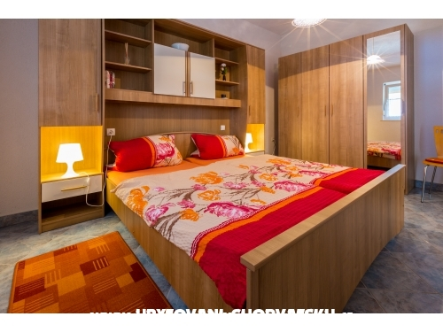 Pine apartment Klenovica - Novi Vinodolski Chorvatsko