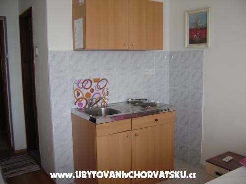 Studio Appartements Klenovica - Novi Vinodolski Croatie