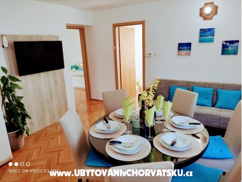 Vila Mira - Novi Vinodolski Horv�torsz�g