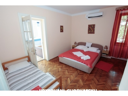 Zeleni gaj rooms & apartment - Novi Vinodolski Хорватия