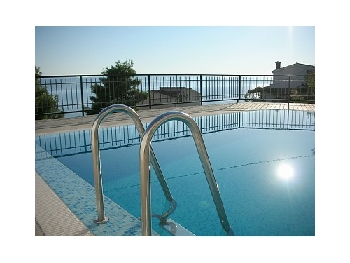 Ambiente NEW with POOL - Omi� Croazia