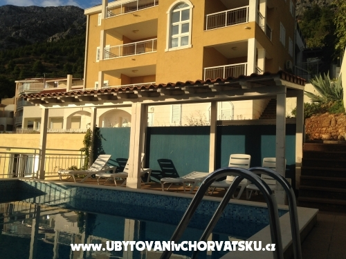 Ambiente NEW with POOL - Omiš Croatia
