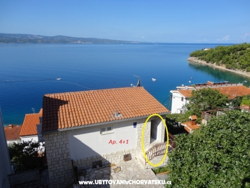 Ana 214 - Omi� Хорватия