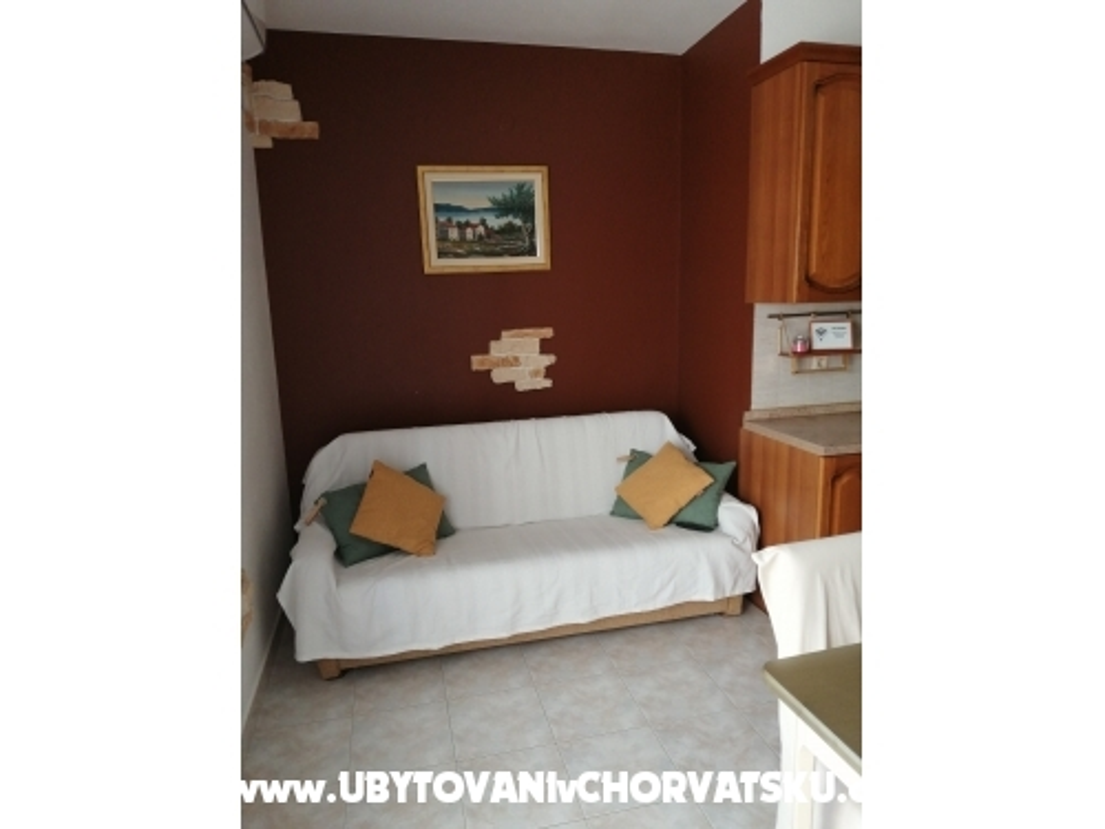 Apartamenty Ivica Ćosić - Omiš Chorwacja