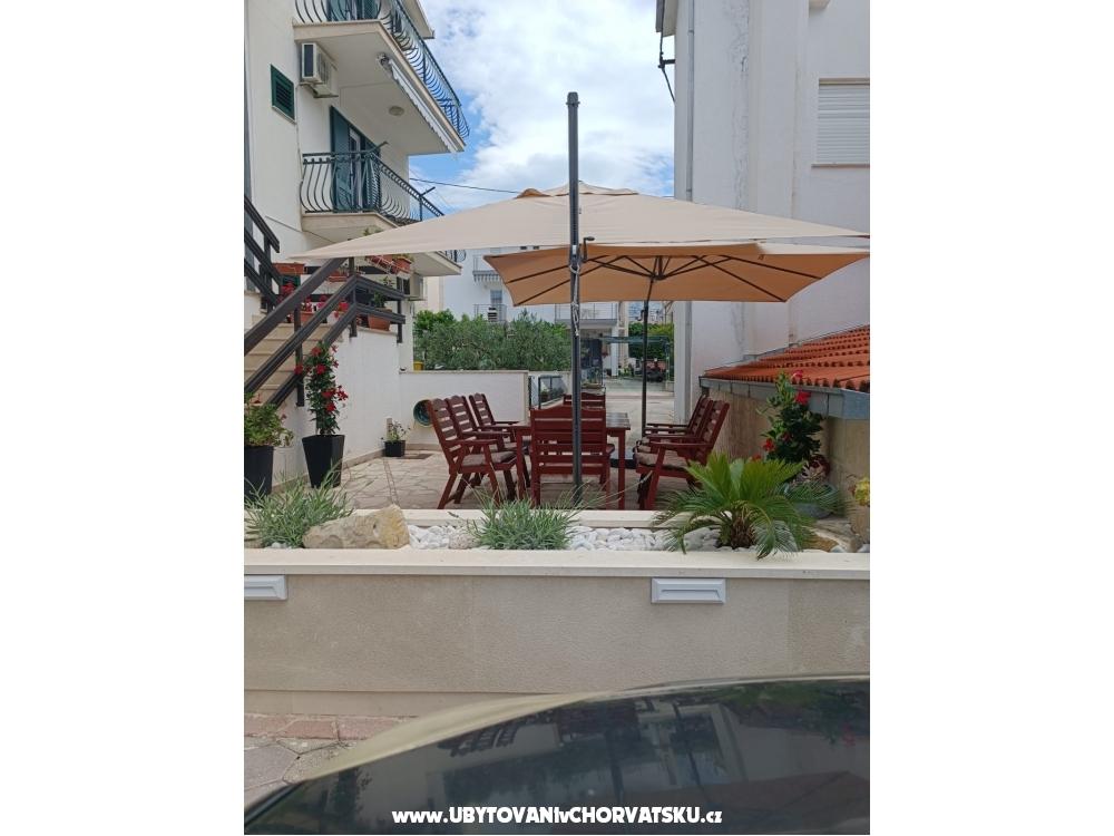 Apartmány Ivica Ćosić - Omiš Chorvatsko