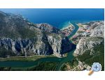 Apartament 4you - Omiš Chorwacja