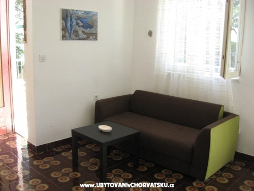 Appartement Irena - Omiš Kroatië