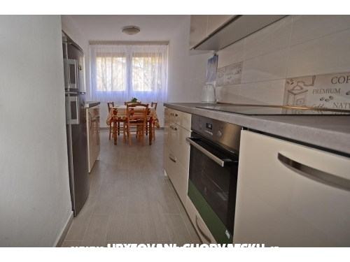 Apartment Maria - Omiš Croatia