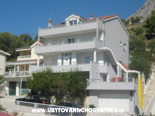 Apartma Omiš Čelina - Omiš Hrvaška