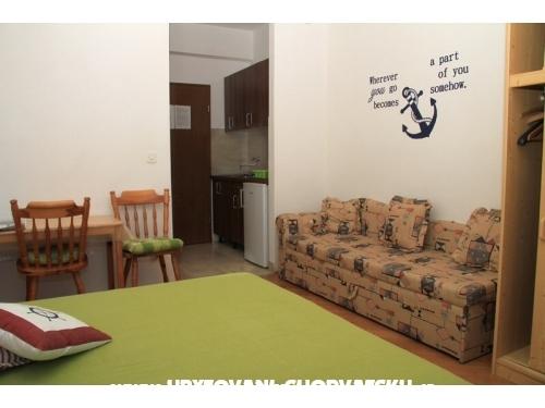Dom wakacyjny na pla�y - Robinson - Omi� Chorwacja