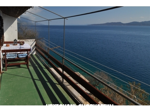Vacation house on the beach - Robinson - Omi� Croatia