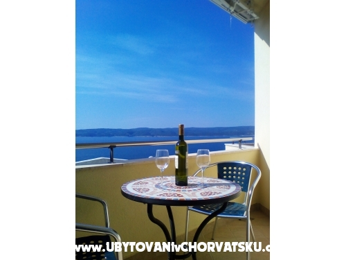 Apartment Sabo - Omiš Croatia