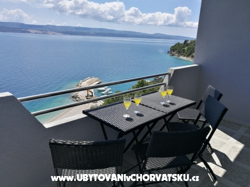 Apartmány Vila ALEN - Omiš Chorvatsko