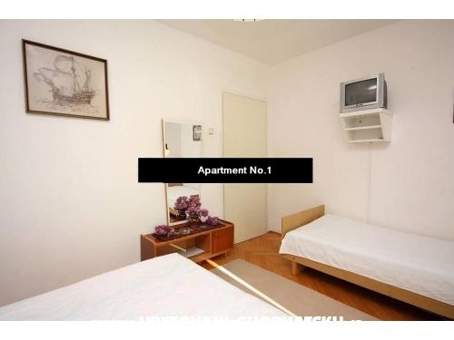 Apartmány Ana - Omiš Chorvatsko