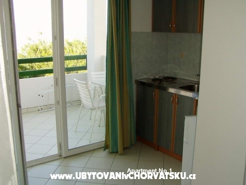 Apartments Ana - Omiš Croatia
