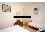 Appartements Ana - Omiš Kroatien