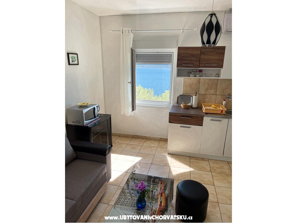 Apartmanok Anđelka - Omiš Horvátország