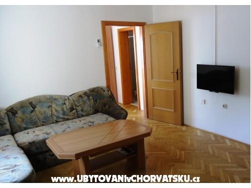 Apartmaji Anica Marušići - Omiš Hrvaška