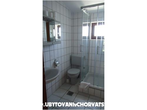 Apartmány Anica Marušići - Omiš Chorvatsko