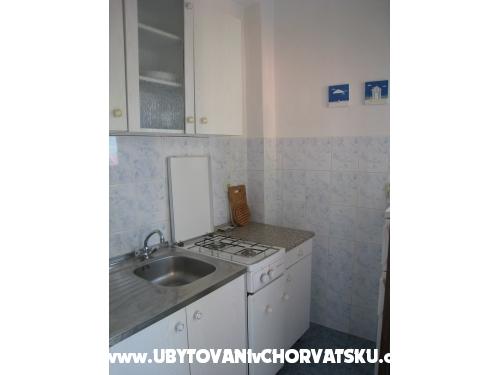 Apartamenty Anica - Omi� Chorwacja